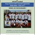 Le samedi 8 septembre, que ce soit en crampons ou en lunettes de soleil, venez soutenir la cause de l'association Trans-Forme à l'occasion du match Transplant Football Team contre l'ASCAN...